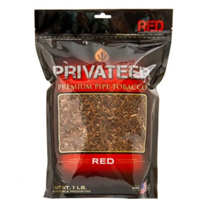 Privateer Pipe Tobacco Red 16 Oz