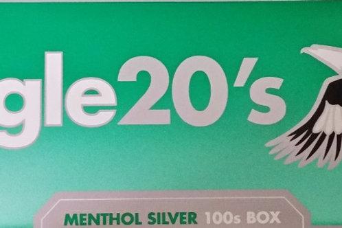 Eagles Menthol Silver 100