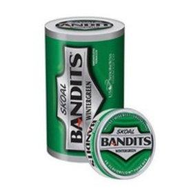 Skoal Bandit Wintergreen 5 Ct
