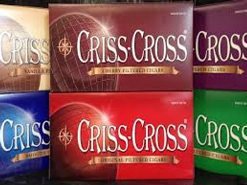 Criss Cross Cigar Original 100 10Ct