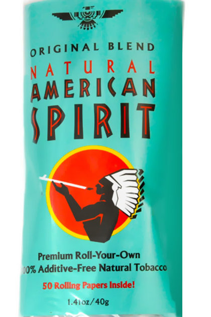 American Spirit Organic Pouch 6 Ct