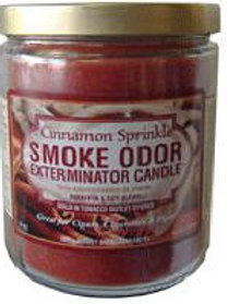 Smoke Odor Jar Cinnamon Sprinkle 13Oz