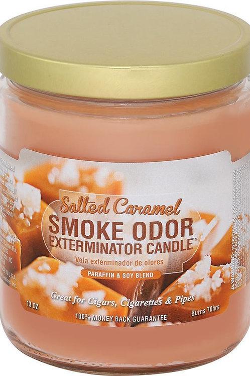 Smoke Odor Jar Salted Caramel 13 Oz