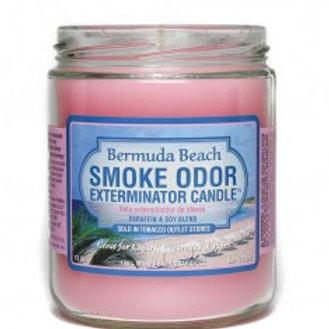 Smoke Odor Jar Bermuda Beach 13 Oz