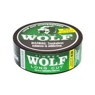 Timber Wolf Lc Wintergreen 1.2 Oz 5