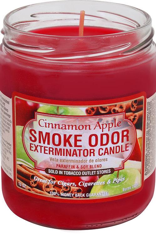 Smoke Odor Jar Cinnamon Apple