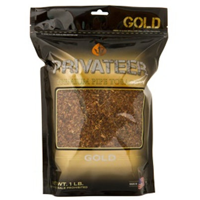 Privateer Pipe Tobacco Gold 16 Oz