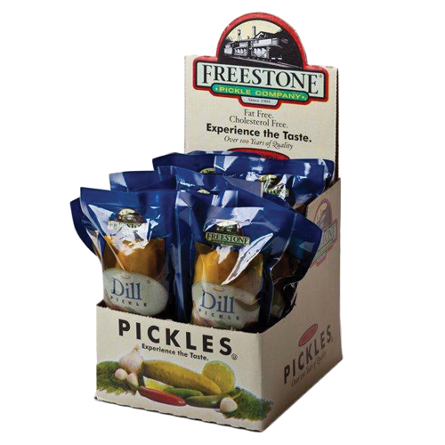 405129 - Freestone Dill Jumbo Pickle