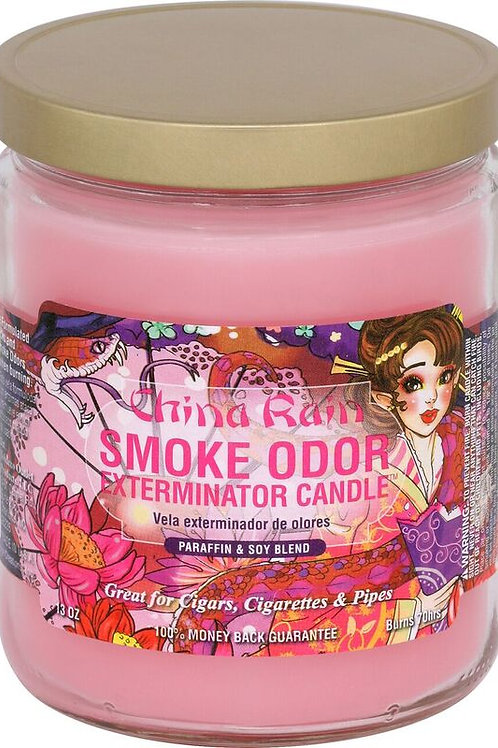 Smoke Odor Jar China Rain 13 Oz