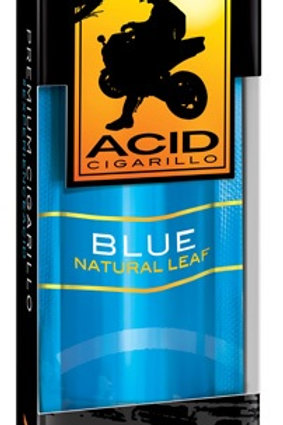 Acid Cigarillo .99 Blue 10 Ct