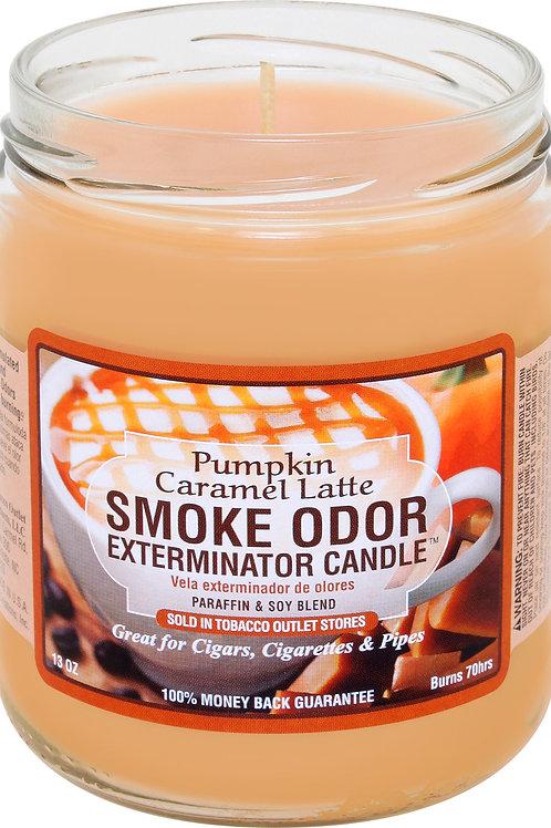 Smoke Odor Jar Pumpkin Caramelatte