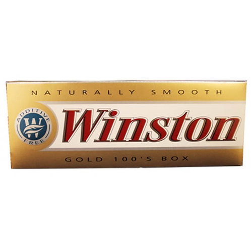 Winston Gold King Box FSC