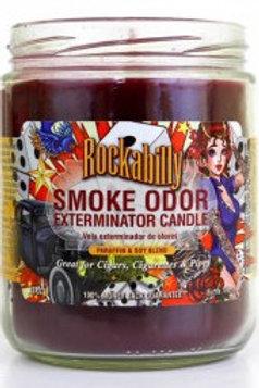Smoke Odor Jar Rockabilly 13 Oz