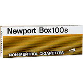 Newport Non Menthol GD 100 Box FSC