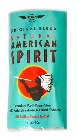AMERICAN SPIRIT POUCH ORIGINAL