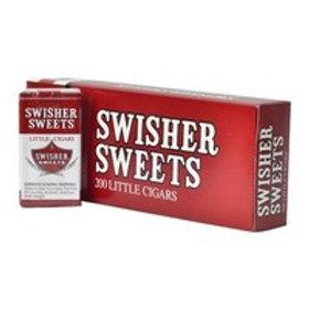 Swisher Little Cigar Regular 10 Ctn