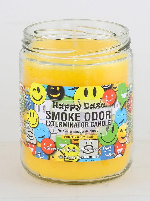 Smoke Odor Jar Happy Daze 13 Oz