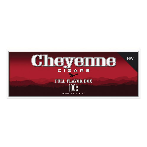 Cheyenne Big Cigar F F 100 Box
