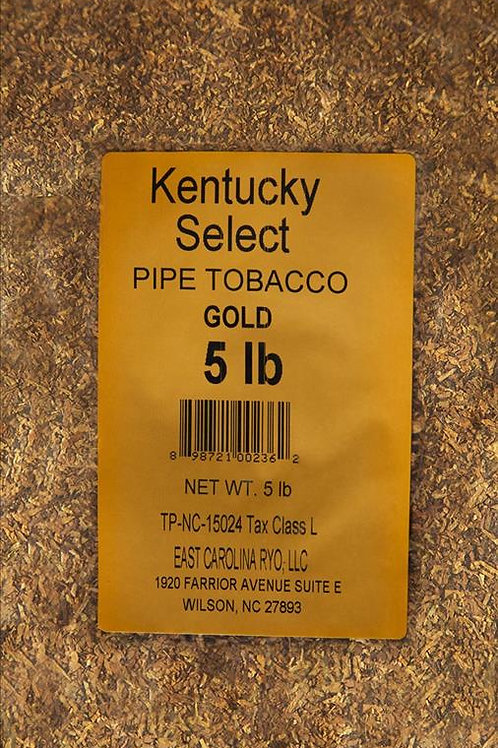 Kentucky Select Gold Pipe Tob 5#
