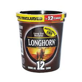 Longhorn Lc Natural 14.4 Oz Tub