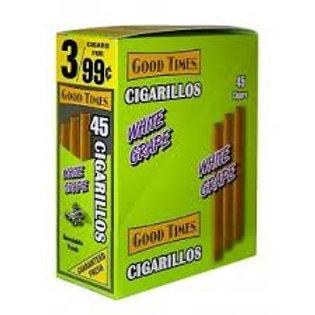Good Times Cigar Wh Grape 3/99 30
