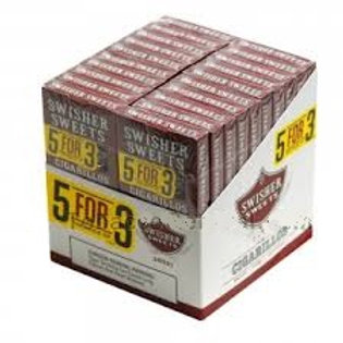 Swisher Sweet Cigarillos 5 Pk 20/5