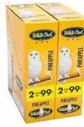 White Owl Cigar Pineapple 2/.99 30