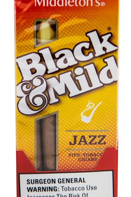 Black N Mild Jazz .79 Wt Single 25