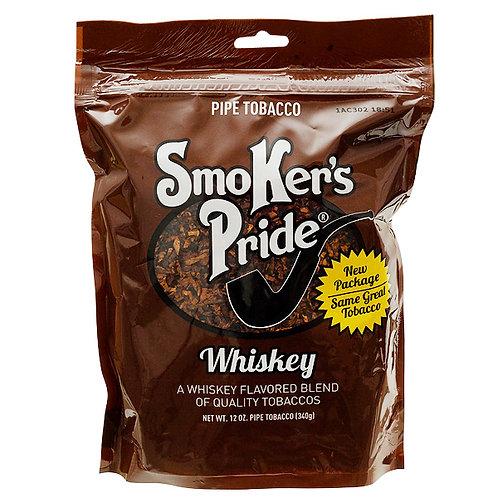 Smokers Pride Whiskey 12 Oz Bag