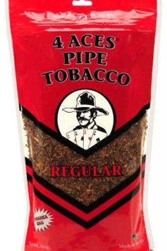 4 Aces Pipe Tobacco Regular 16Oz