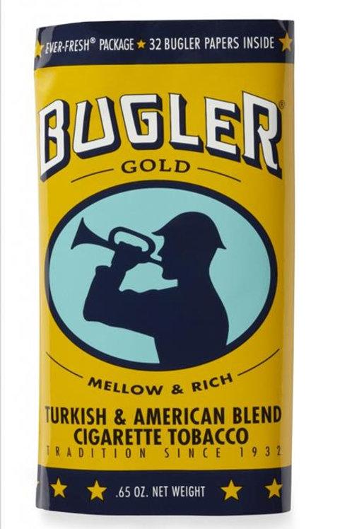 Bugler Pouch Gold .65 Oz Each