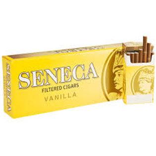 Seneca Filter Cigar Vanilla 10 Ct