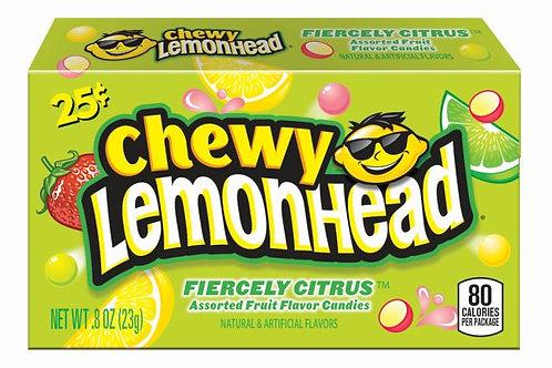 Chewy Lemonhead Fiercely Citrus .25