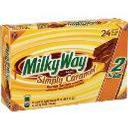 Milky Way Simply Caramel 24 Ct