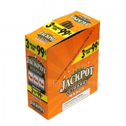 Jackpot Cigarillo Mango 3/.99 15 Ct