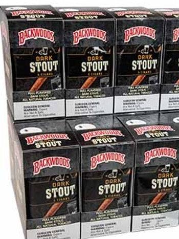 Backwoods Dark Stout Cigar 8/5 Pk