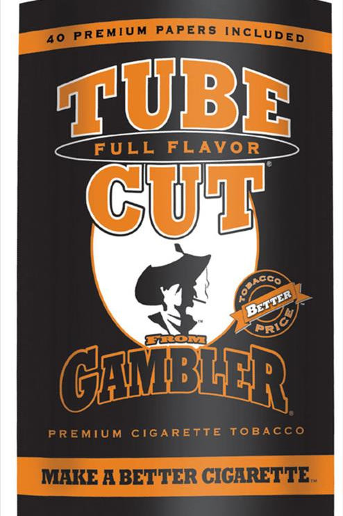 Gambler Tube Cut F F Pouches .35 Oz