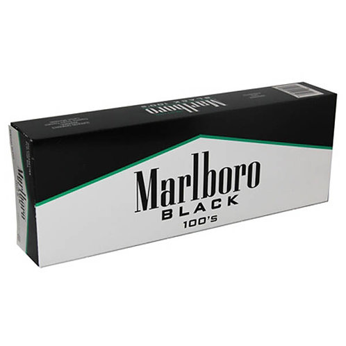 Marlboro Special Blend Black 100 Box FSC