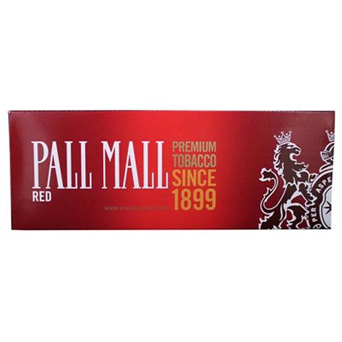 Pall Mall Red 100 Box FSC