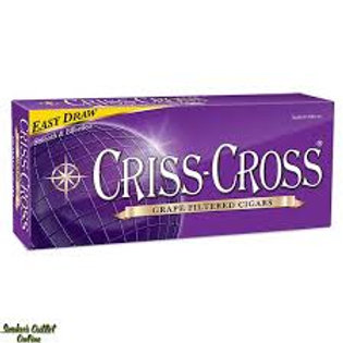 Criss Cross Cigar Grape 100 10 Ctn
