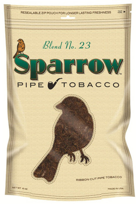 Sparrow Blend #23 Green P T 6 Oz Bg