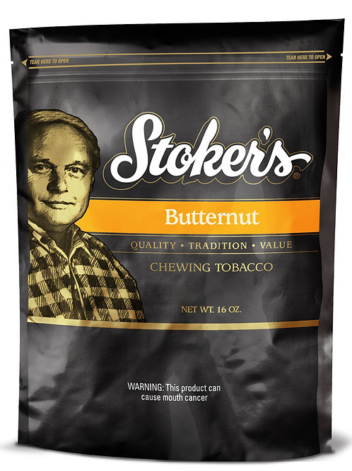 Stokers Butternut 16 Oz  6 Ct