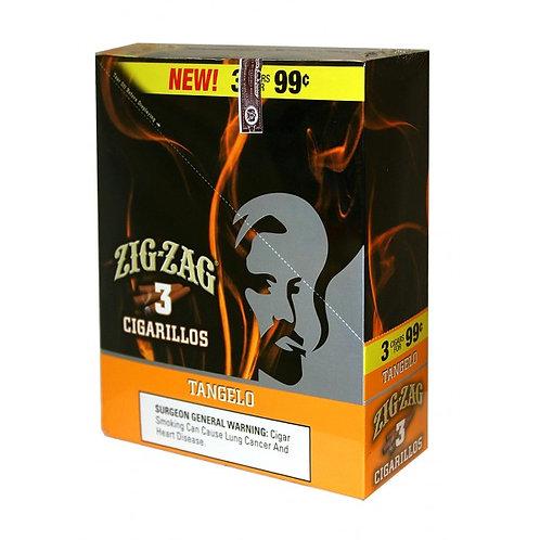 Zig Zag Cigarillo Tangelo 3/.99 15