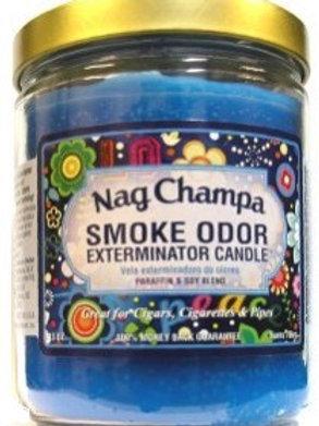 Smoke Odor Jar Nag Champa 13 Oz
