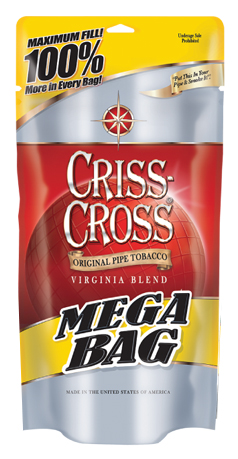 CRISS-CROSS 16OZ ORIGINAL (VIRGINIA BLEND)