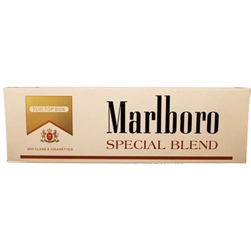 Marlboro Special Blend Gold Box FSC
