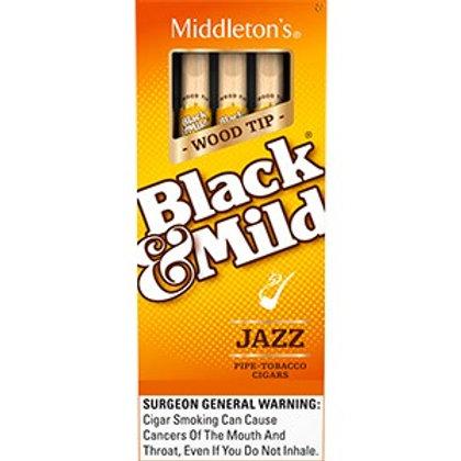 Black N Mild Jazz Wt Sgl 25 Ct