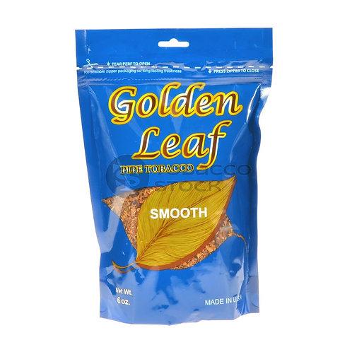 Golden Leaf Smooth Pipe 6 Oz Bag