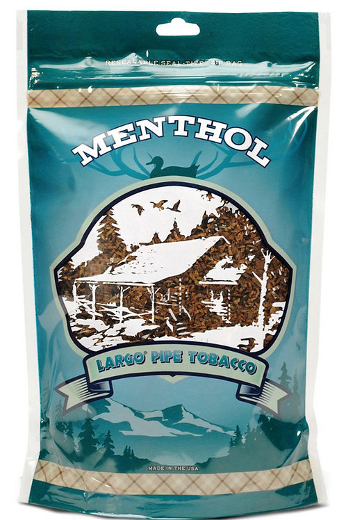 Largo Menthol Pipe 6 Oz Bag