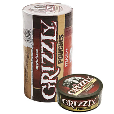 Grizzly Pouches Straight .82 5 Ct